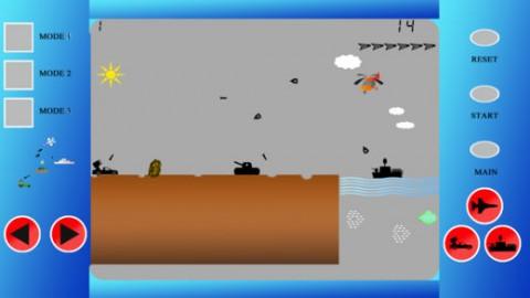Land Air Sea Battle Retro截图(3)