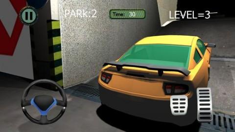 多层停车广场(Multi Level Car Parking Plaza)游戏iOS版截图(1)