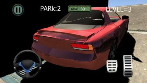 多层停车广场(Multi Level Car Parking Plaza)游戏iOS版截图(5)