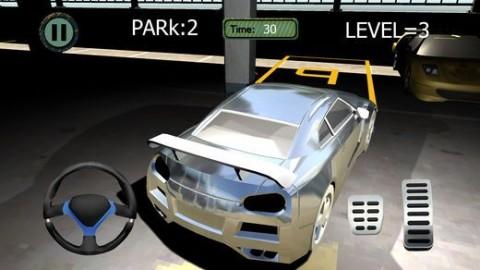 多层停车广场(Multi Level Car Parking Plaza)游戏iOS版截图(2)