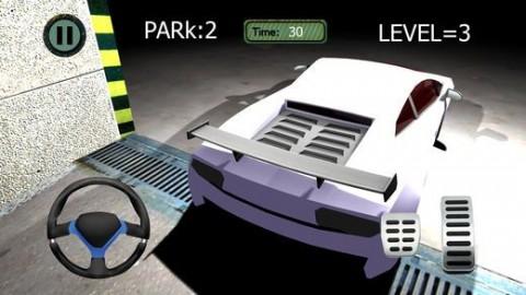 多层停车广场(Multi Level Car Parking Plaza)游戏iOS版截图(4)