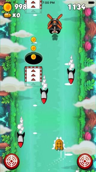 河谷大冒险游戏IOS苹果版截图(2)