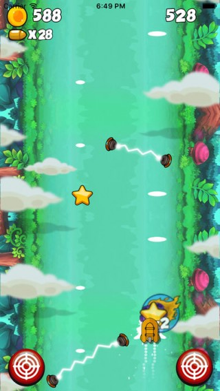 河谷大冒险游戏IOS苹果版截图(4)