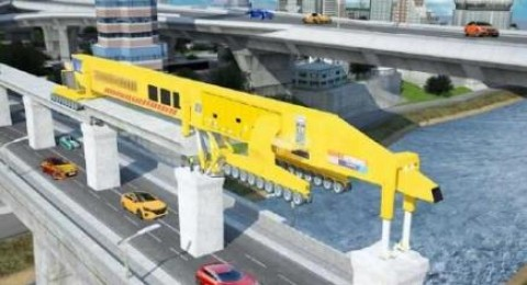 桥梁建造工程模拟2官方正版最新截图(3)