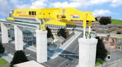 桥梁建造工程模拟2官方正版最新截图(2)