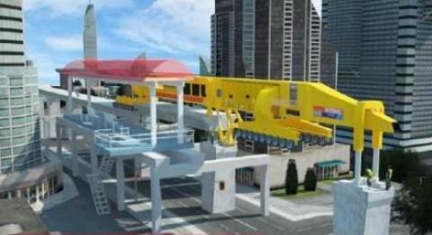 桥梁建造工程模拟2官方正版最新截图(4)