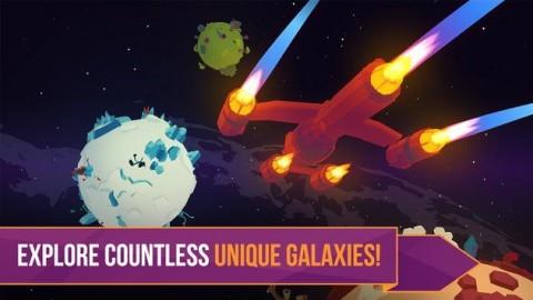 太空先锋游戏安卓版(Space Pioneer)截图(1)