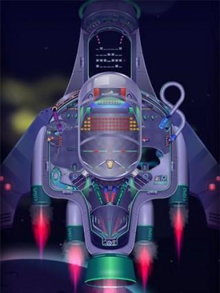 弹珠学员游戏官方最新版(Pinball cadet)截图(3)