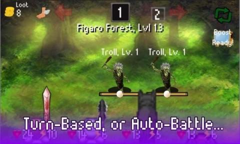 法师之轮游戏安卓版截图(1)