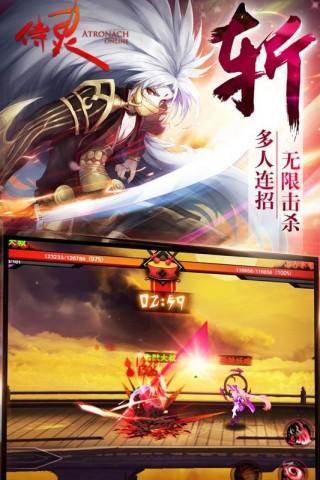 侍灵九游版截图(4)