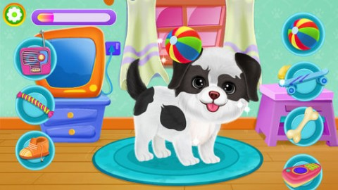 Puppy Party Secret Pet Life截图(1)