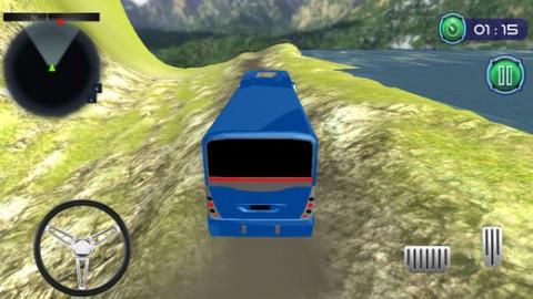 长途汽车巴士路山道截图(3)