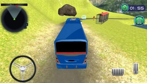 长途汽车巴士路山道截图(2)