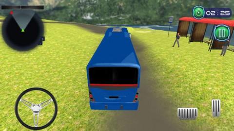 长途汽车巴士路山道截图(1)