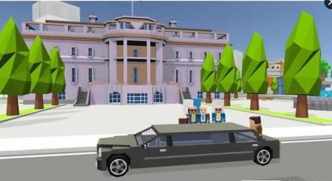 白宫司机游戏安卓版截图(1)
