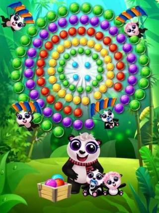 熊猫妈妈保护宝宝无限金币中文破解版截图(1)