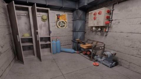 密室逃脱逃出阴森实验室无限提示破解版截图(3)