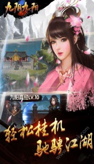 明教风云之九阴九阳手游九游版  v3.1截图(1)