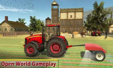农场模拟驾驶3D截图(1)