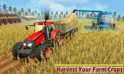 农场模拟驾驶3D截图(2)