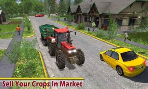 农场模拟驾驶3D截图(4)