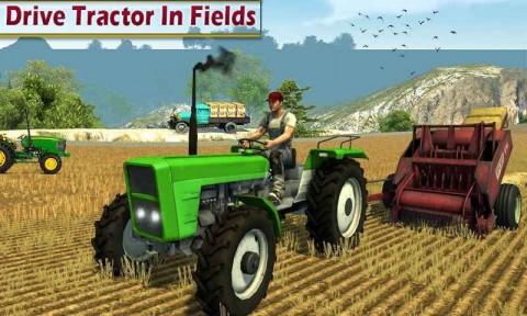 农场模拟驾驶3D截图(5)