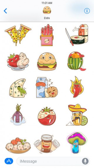 Funny food截图(2)