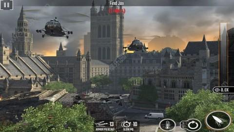 狙击手侵袭中文无限金币内购破解版(Sniper Strike)  v1.504截图(4)