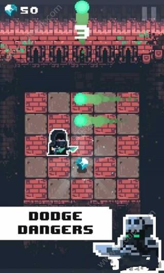 掠夺与闪避无限金币汉化中文破解版(Loot and Dodge)  v1.1.0截图(1)