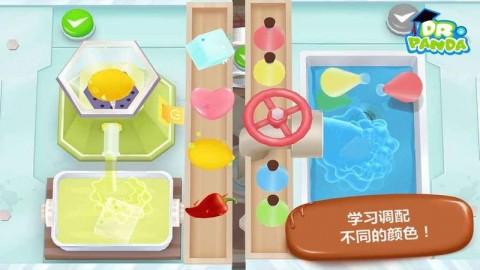 熊猫糖果工厂中文无限金币内购破解版(Candy Factory)截图(3)