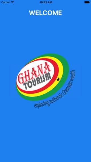 Ghana Tourism App截图(1)