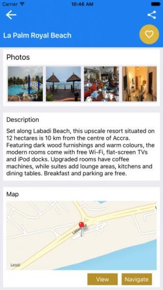 Ghana Tourism App截图(5)