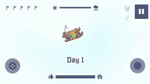 迷失雪中Lost in Snow游戏截图(1)