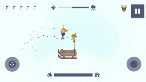 在雪中迷失手游安卓版截图(1)