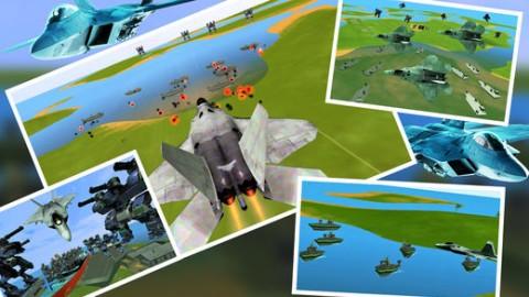 空战机器人机器人战斗截图(3)