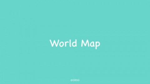 World Map With Test截图(1)