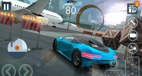 极限汽车城市驾驶模拟2无限金币中文破解版下