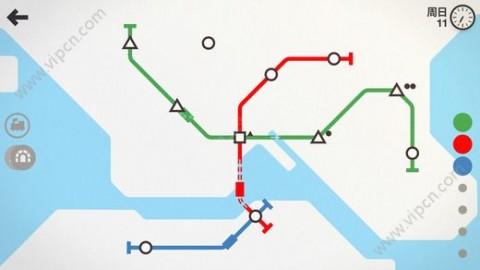 迷你地铁苹果IOS版截图(3)