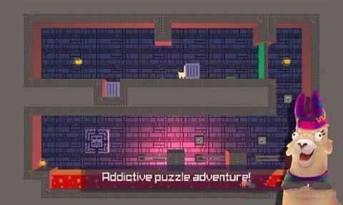 冒险的骆驼无限金币破解版(Adventure Llama)截图(3)