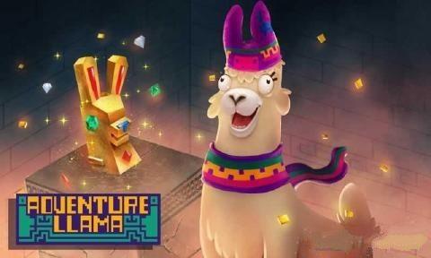 冒险的骆驼游戏安卓版(Adventure Llama)截图(4)