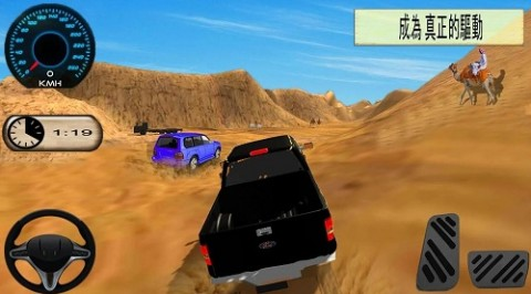 沙漠迷宫越野截图(1)