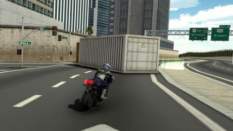 街道摩托车车手3D内购破解版截图(5)