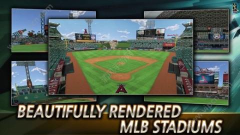 MLB 9 Innings 16游戏中文破解版截图(2)
