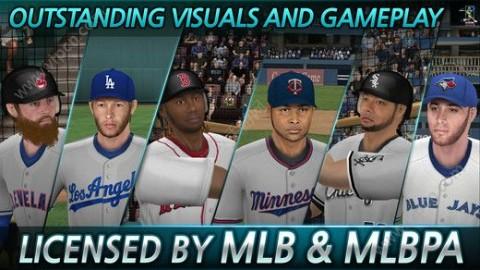 MLB 9 Innings 16游戏中文破解版截图(4)