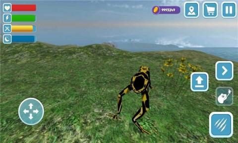 青蛙生存模拟器无限金币版截图(3)