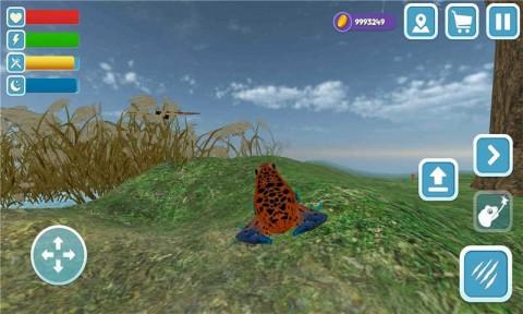 青蛙生存模拟器无限金币版截图(4)