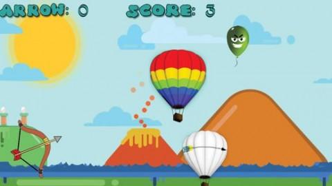 射箭气球展截图(1)