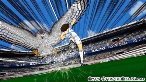 足球小将翼梦幻队伍中文版截图(3)