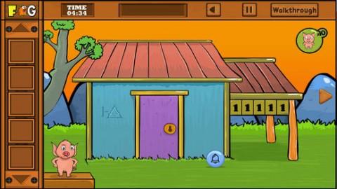 Piggy Land Escape截图(1)