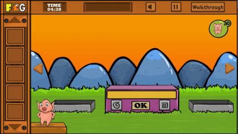 Piggy Land Escape截图(2)